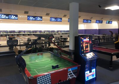 Arcade & Lanes